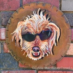 Linda MacAulay/Tread Sculptures