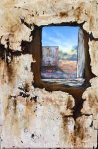Textures, Rust and Patina by Linda MacAulay