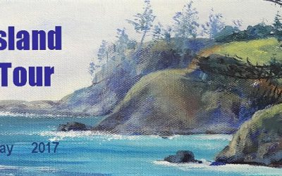 Norfolk Island Painting Tour