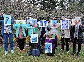 Painting Workshops – 2018